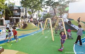 놀이터를 어린이보호구역으로 확대하는 정부의 <어린이 안전대책>을 환영합니다.