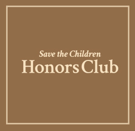 Save the Children Honors Club